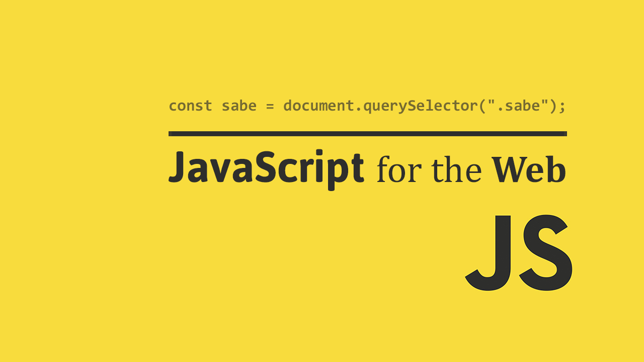 JavaScript Conclusion and Wrap Up