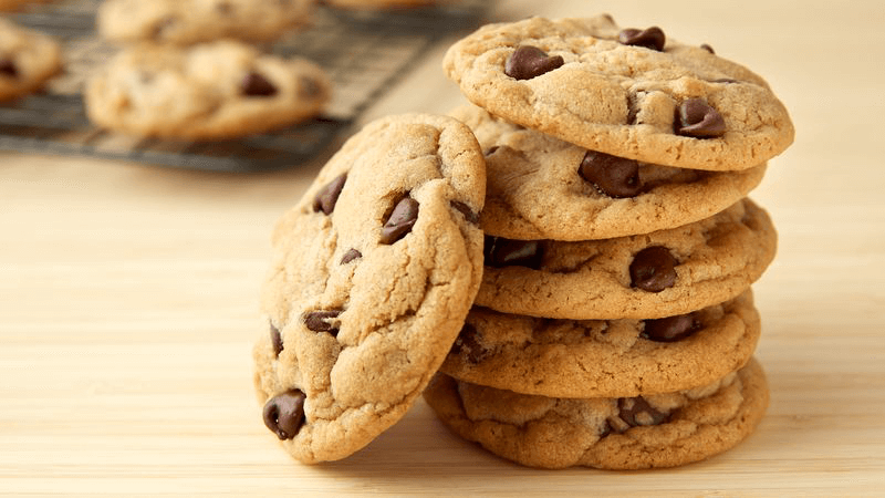 A look at delicious cookies in real life.
