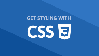 Get Styling with CSS